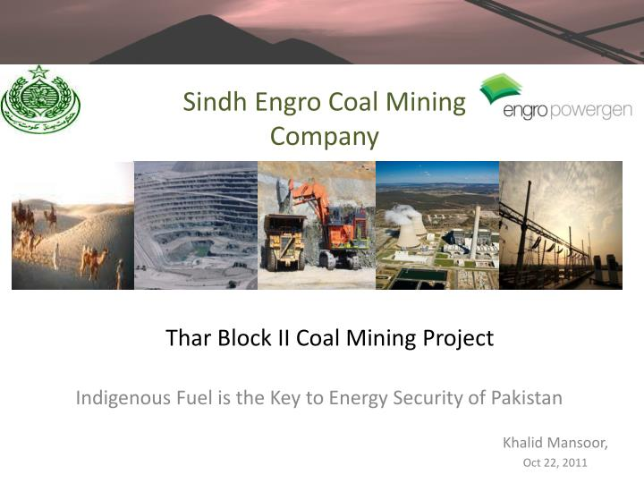 thar block ii coal mining project n.