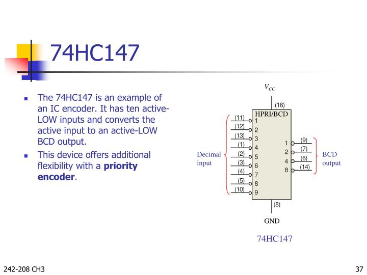 Stupendous 74Hc147 Circuits Wiring Diagram Wiring Diagram Database Wiring Cloud Hisonuggs Outletorg