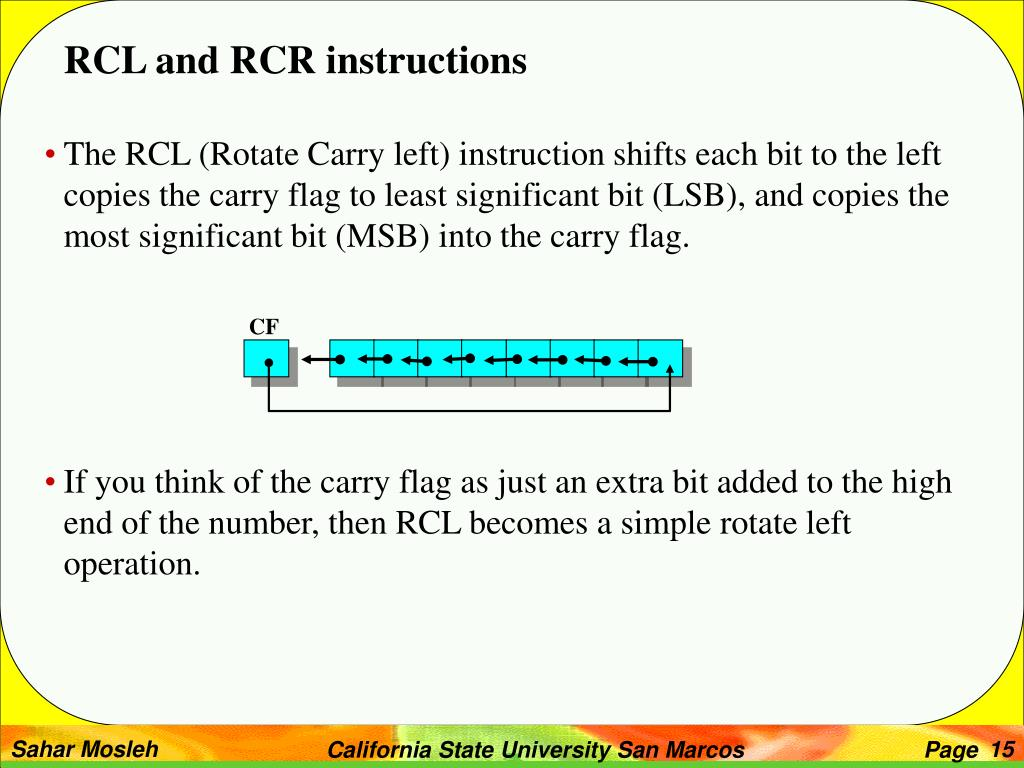 PPT - Shift and Rotate Instructions PowerPoint Presentation