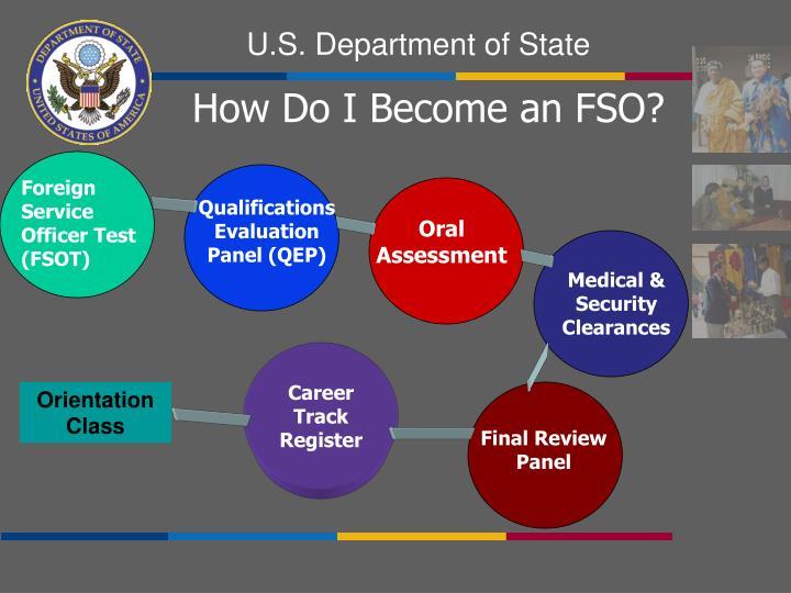 How Do I Become an FSO?