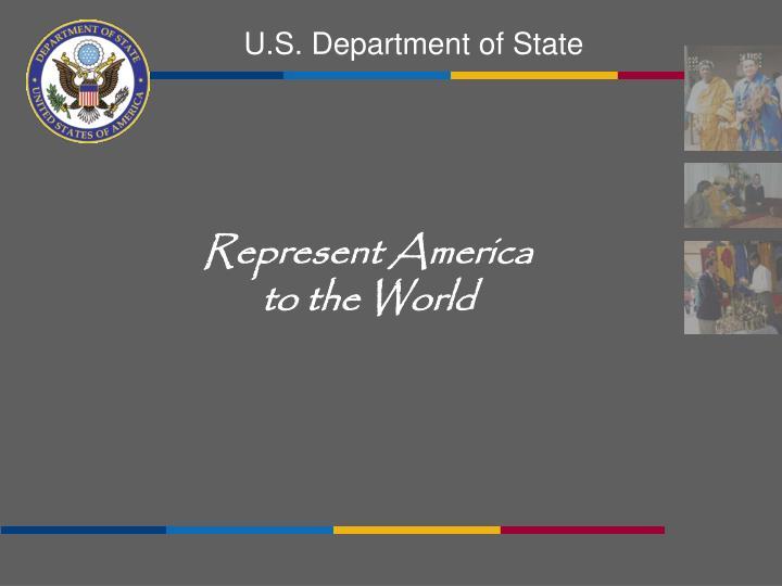Represent America