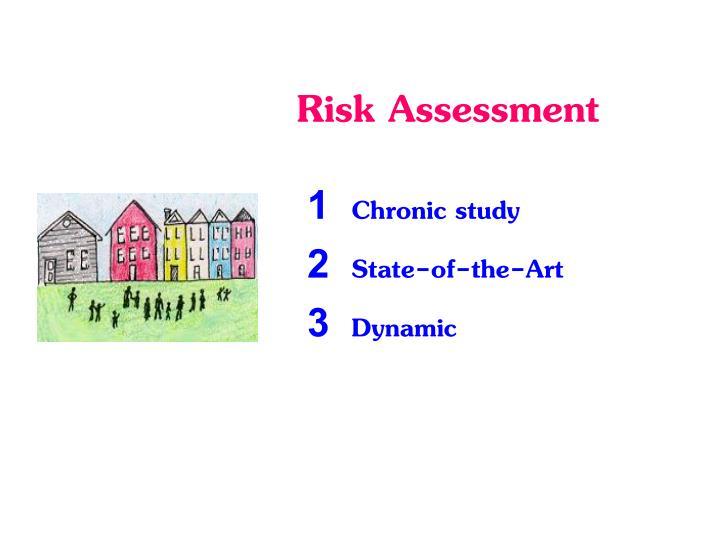 Risk assessment1