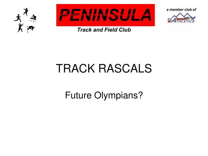 track rascals n.
