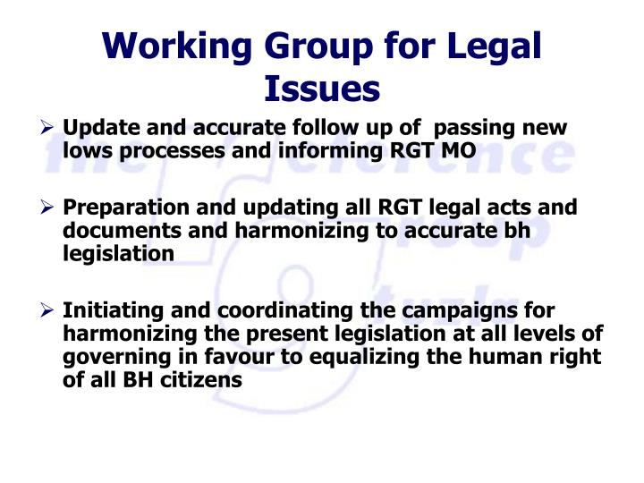 Update and accurate follow up of  passing new lows processes and informing RGT MO
