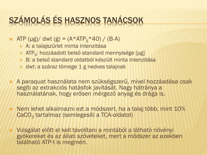 ATP (