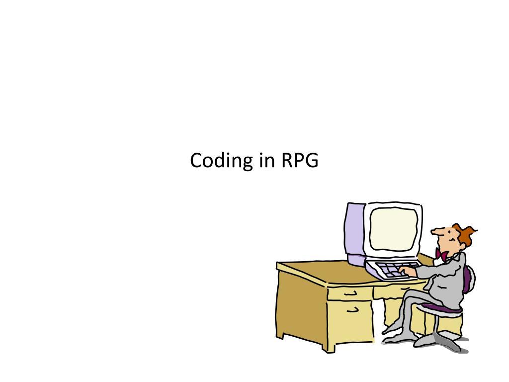 PPT - Application Development on Power System (IBM i