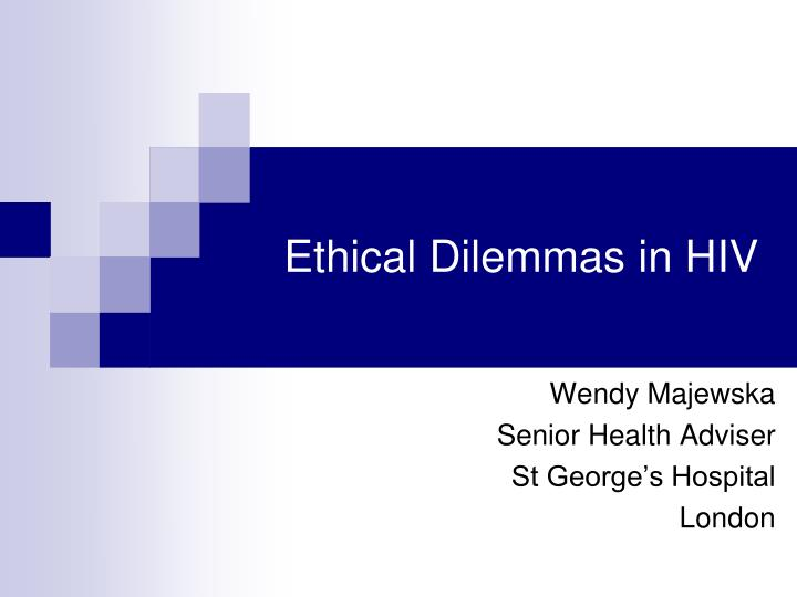 ethical dilemmas of an information technology Phil 375 ethical issues in information technology evaluate arguments for and against proposed solutions to ethical dilemmas in information technology.