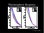 thermospheric response1