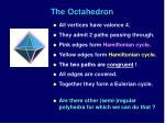 the octahedron