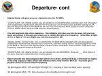 departure cont1