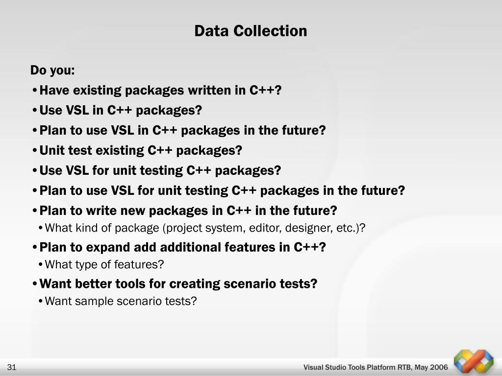 PPT - VSL Deep Dive PowerPoint Presentation - ID:3364396