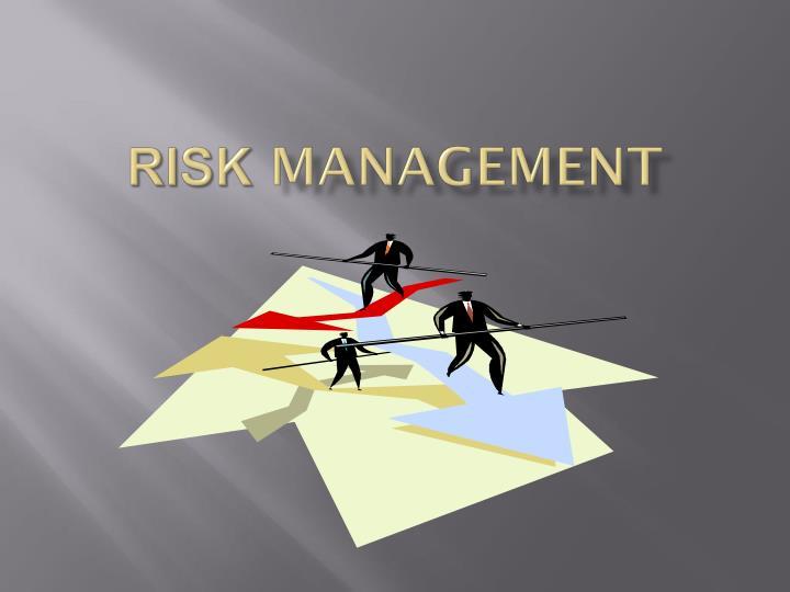 risk management n.