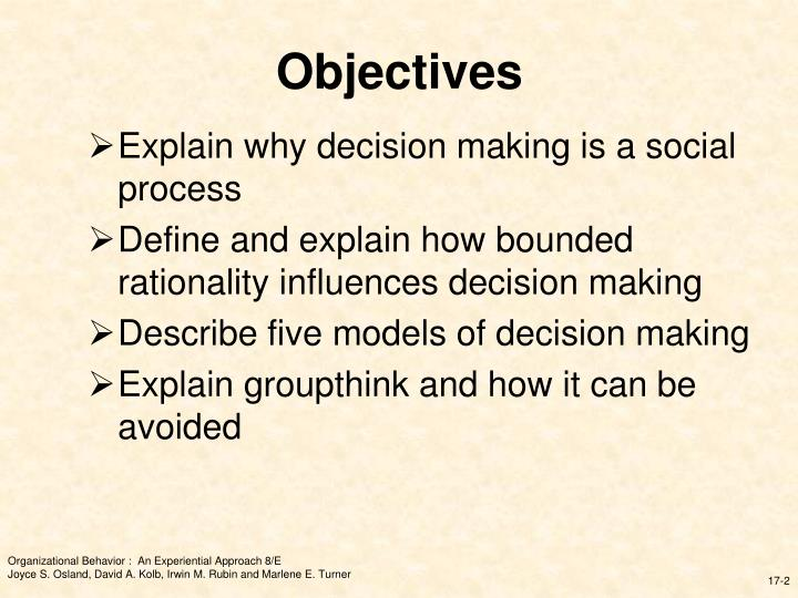 the social side of decision making essay The process of decision making -  the second stage of decision making process is gathering and evaluating data as stated by prasad (2008), the managers should identify the different choices available in order to get most acceptable outcome of a decision.