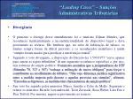 leading cases san es administrativas tribut rias2