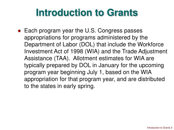 Introduction to grants1