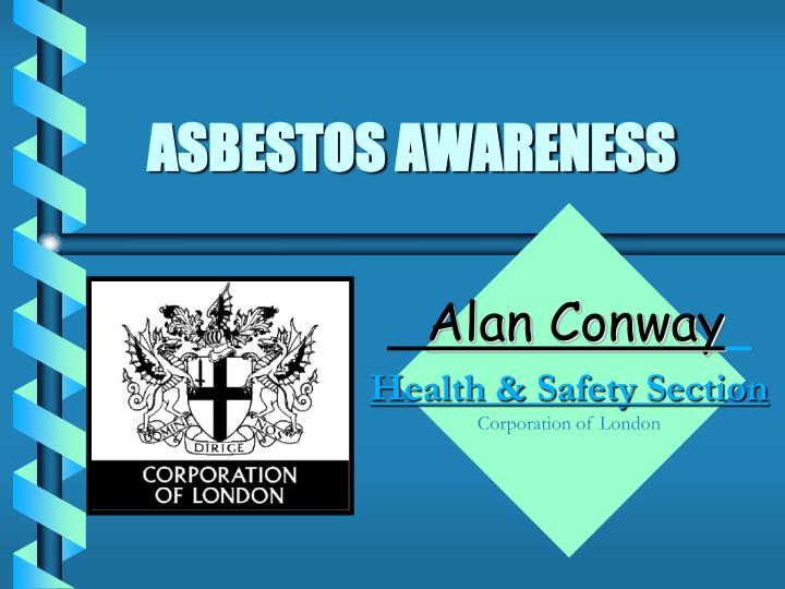 asbestos awareness n.