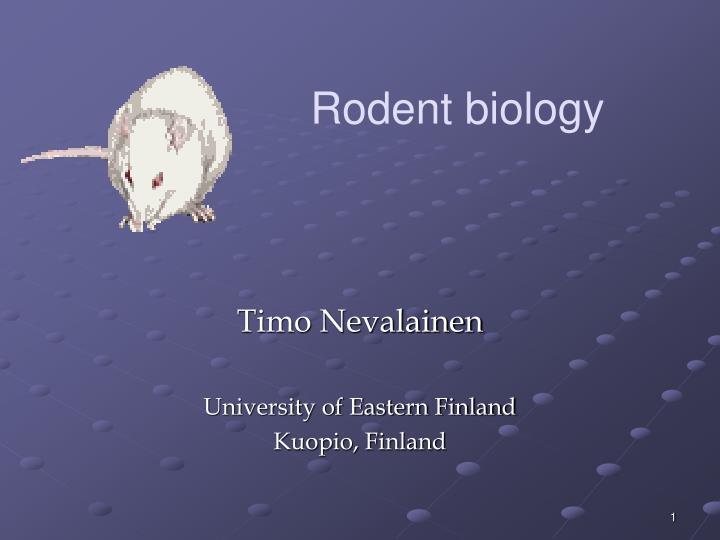 timo nevalainen university of eastern finland kuopio finland n.