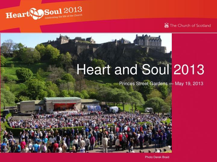 heart and soul 2013 n.