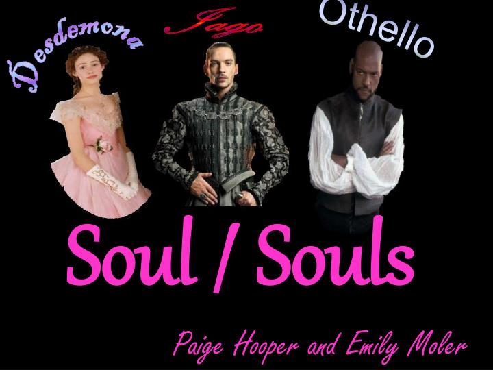 soul souls n.