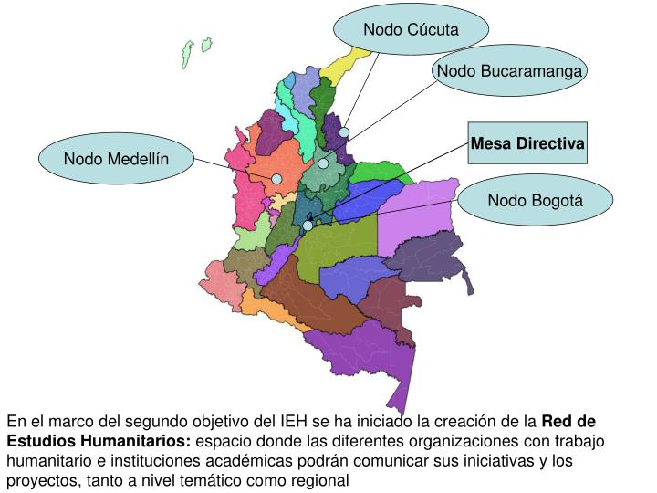 Nodo Cúcuta