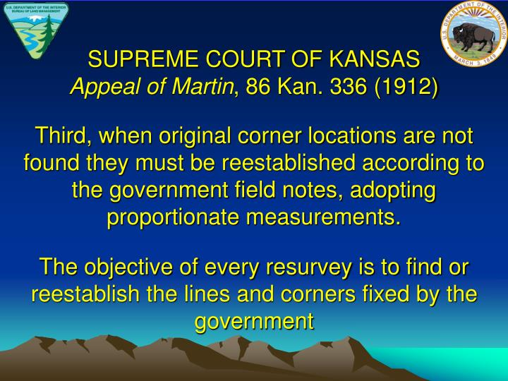 SUPREME COURT OF KANSAS