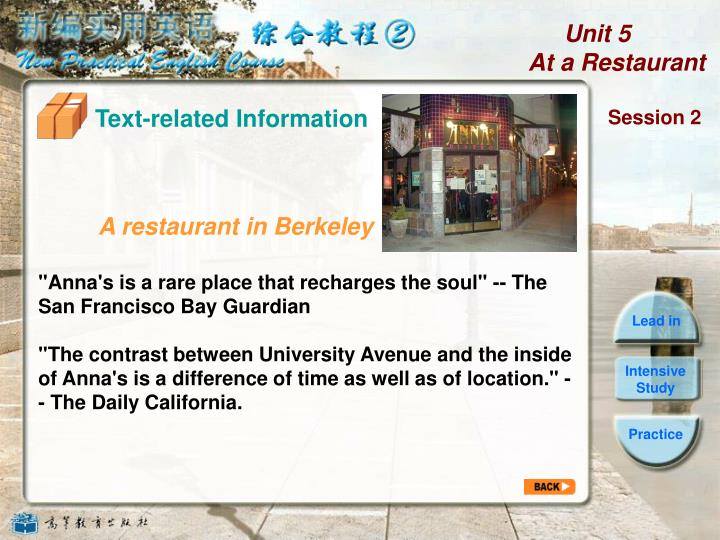 Text-related Information