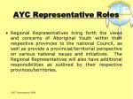 ayc representative roles2