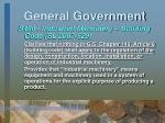 general government2