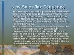 new sales tax sequence1