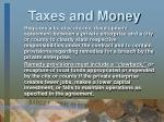 taxes and money15