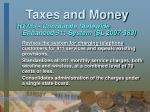 taxes and money20