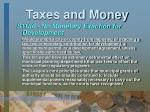 taxes and money30