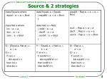 source 2 strategies