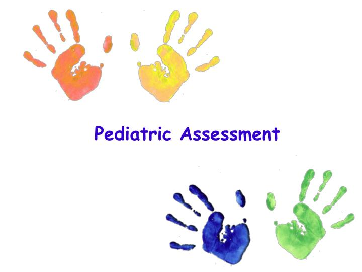 pediatric assessment n.