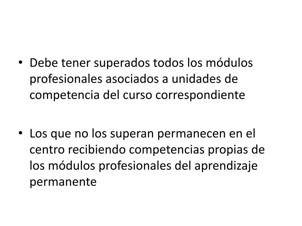 Ppt Formación Profesional Basica Powerpoint Presentation