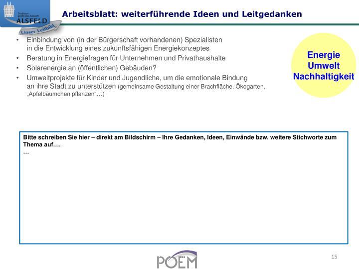 """PPT - Liebe Alsfelder """"Leitbildner""""! PowerPoint Presentation - ID ..."""