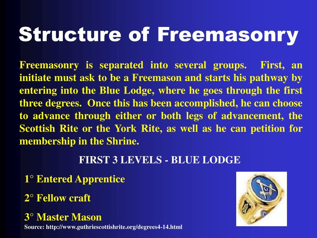 PPT - Uncovering Freemasonry PowerPoint Presentation - ID:3368732