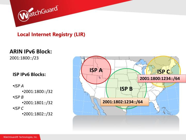 Local Internet Registry (LIR)