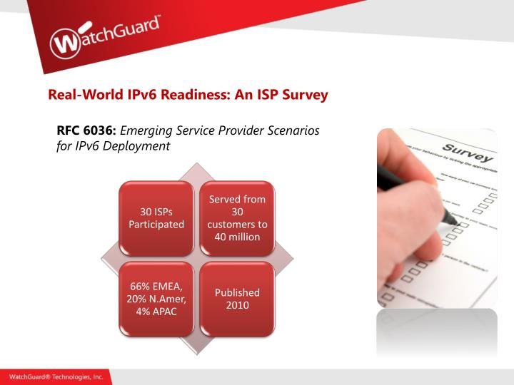 Real-World IPv6 Readiness: An ISP Survey