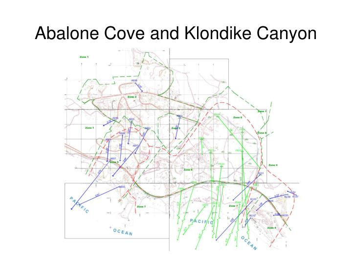 Abalone Cove and Klondike Canyon