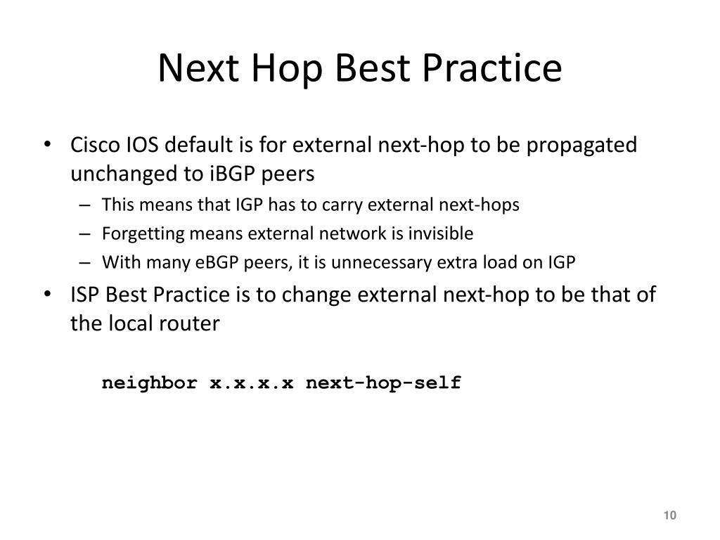 PPT - BGP Attributes and Path Selections PowerPoint