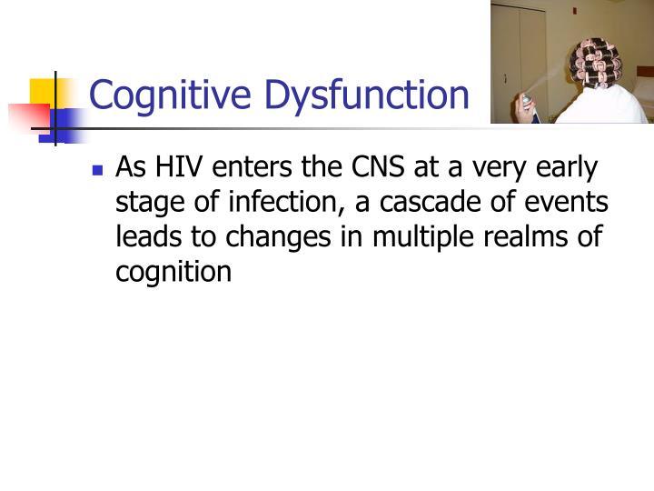 Cognitive Dysfunction