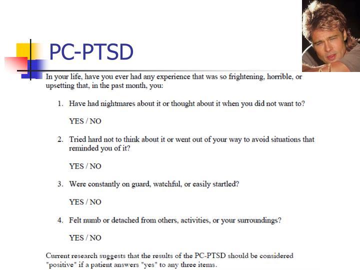 PC-PTSD