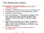 the mobicents project