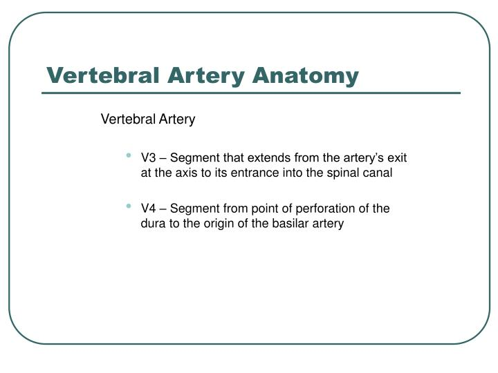 Ppt Extracranial Cerebrovascular Evaluation Powerpoint