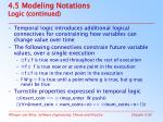 4 5 modeling notations logic continued2