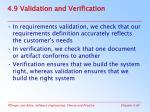 4 9 validation and verification