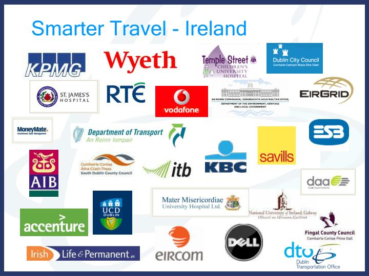 Smarter Travel - Ireland