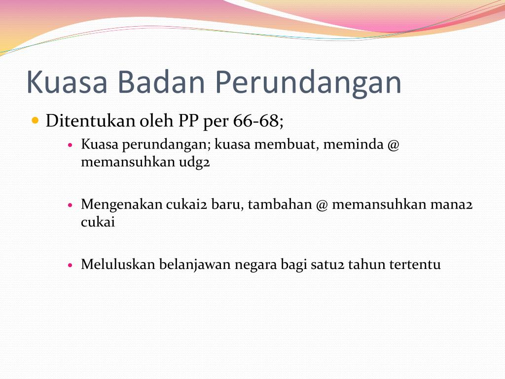 Ppt Badan Perundangan Powerpoint Presentation Free Download Id 3370925
