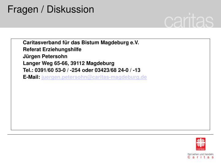 Caritasverband für das Bistum Magdeburg e.V.
